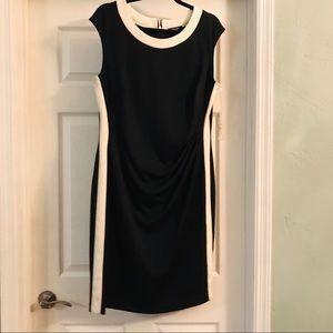 Chaps Sheath Dress
